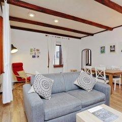 Отель Monti Halldis Apartments Италия, Рим - отзывы, цены и фото номеров - забронировать отель Monti Halldis Apartments онлайн комната для гостей фото 4