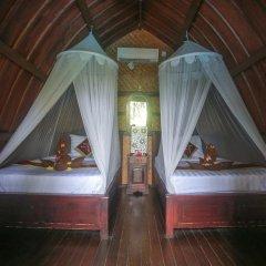Отель Balangan Sea View Bungalow 3* Бунгало с различными типами кроватей фото 6
