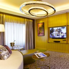 Отель Parkroyal On Beach Road 5* Улучшенный номер фото 5