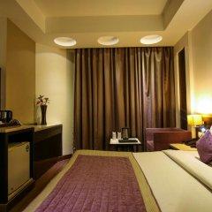 Отель The Prime Balaji Deluxe @ New Delhi Railway Station 3* Номер Делюкс с различными типами кроватей фото 7