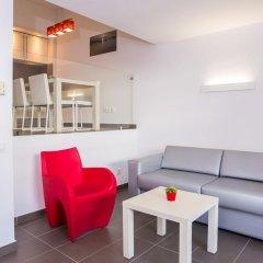 Отель Migjorn Ibiza Suites & Spa 4* Полулюкс с различными типами кроватей фото 11
