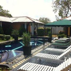 Отель Flower Garden Lake resort 3* Коттедж Делюкс с различными типами кроватей фото 4