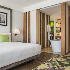 Отель The Nai Harn Phuket 4* Номер Делюкс с двуспальной кроватью