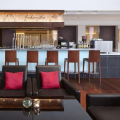 Radisson Blu Hotel Glasgow Глазго гостиничный бар