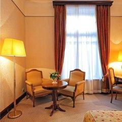Гостиница Метрополь 5* Стандартный номер с двуспальной кроватью фото 6