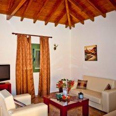 Отель Aselinos Suites 3* Коттедж с различными типами кроватей фото 15