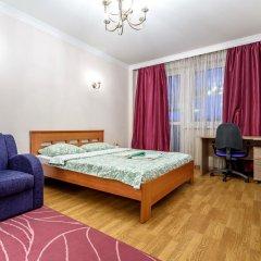 Гостиница FortEstate Apartment Vorontsovskiy Park в Москве отзывы, цены и фото номеров - забронировать гостиницу FortEstate Apartment Vorontsovskiy Park онлайн Москва комната для гостей фото 3