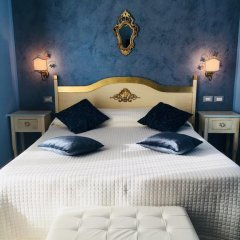 Hotel Scilla 3* Стандартный номер двуспальная кровать фото 24