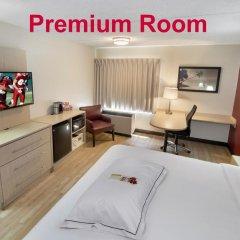 Отель Red Roof Inn PLUS+ Miami Airport 2* Улучшенный номер с различными типами кроватей фото 7