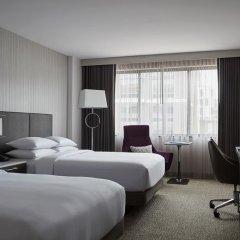 Отель Washington Marriott Georgetown 3* Стандартный номер с различными типами кроватей фото 2