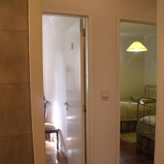 Отель Quinta Da Timpeira 3* Стандартный семейный номер с двуспальной кроватью