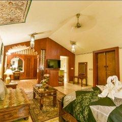 Отель Chokhi Dhani Resort Jaipur 4* Полулюкс с различными типами кроватей