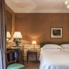 Отель Helvetia & Bristol Firenze Starhotels Collezione 5* Стандартный номер фото 26