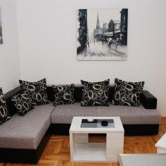 Апартаменты Azzuro Lux Apartments Апартаменты с различными типами кроватей фото 26