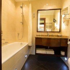 Отель Romance Puškin 4* Представительский люкс с различными типами кроватей фото 5