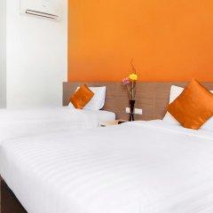 Отель D Varee Xpress Makkasan 3* Стандартный номер фото 17