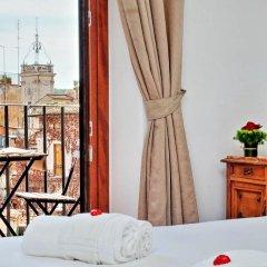 Отель Terrazze Navona 2* Улучшенный номер с различными типами кроватей фото 7
