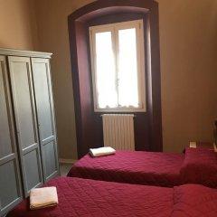 Отель International Student House Florence Стандартный номер с различными типами кроватей фото 2