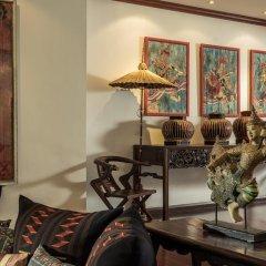 Отель Four Seasons Resort Chiang Mai 5* Стандартный семейный номер с 2 отдельными кроватями