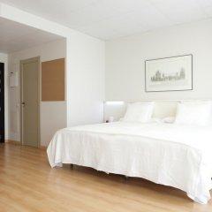 Отель Vertice Roomspace Madrid 3* Улучшенный номер с 2 отдельными кроватями фото 2