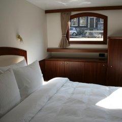 Отель Prinsenboot Нидерланды, Амстердам - отзывы, цены и фото номеров - забронировать отель Prinsenboot онлайн комната для гостей фото 3