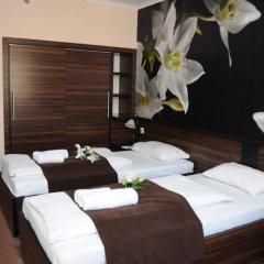 Green Hotel Budapest 4* Стандартный номер фото 3