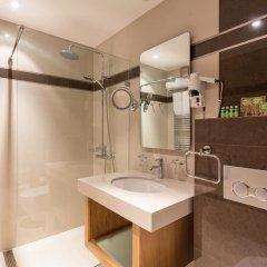 Отель Ruskovets Resort & Thermal SPA Болгария, Добринище - отзывы, цены и фото номеров - забронировать отель Ruskovets Resort & Thermal SPA онлайн ванная