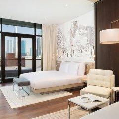 La Ville Hotel & Suites CITY WALK, Dubai, Autograph Collection 5* Стандартный номер с различными типами кроватей фото 2
