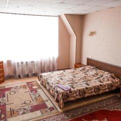 Гостиничный комплекс Жар-Птица Улучшенный номер с различными типами кроватей фото 17