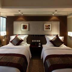 Vision Hotel 4* Номер Бизнес с 2 отдельными кроватями фото 4