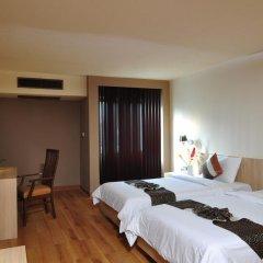 Отель Euro Grande 3* Стандартный номер фото 5