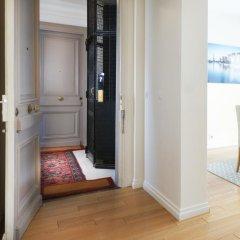 Отель Résidence Charles Floquet 2* Апартаменты с различными типами кроватей фото 45