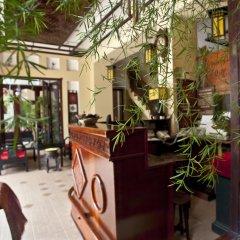 Thien Thanh Green View Boutique Hotel интерьер отеля