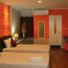 Отель Metro Resort Pratunam Бангкок спа