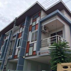 Отель The Little Box House Krabi 3* Коттедж с различными типами кроватей фото 28