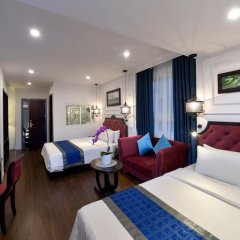 Nova Hotel 3* Номер категории Премиум с различными типами кроватей фото 3