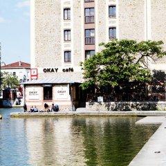 Отель Bassin De La Villette Upto 4 пляж
