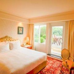 Apricot Hotel 5* Номер Делюкс с различными типами кроватей фото 7