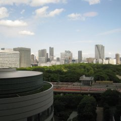 Hotel Villa Fontaine Tokyo-Shiodome 3* Стандартный номер с 2 отдельными кроватями фото 7