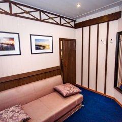 Хостел Причал комната для гостей