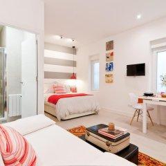 Отель Reina Sofia Ideal Мадрид комната для гостей фото 2