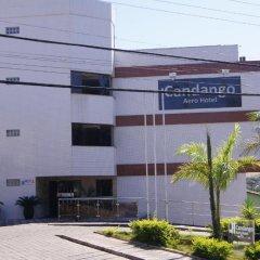 Candango Aero Hotel парковка