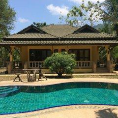 Отель Marilyn's Residential Resort Таиланд, Самуи - отзывы, цены и фото номеров - забронировать отель Marilyn's Residential Resort онлайн бассейн