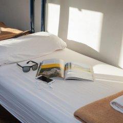 Хостел Mellow Barcelona Кровать в женском общем номере с двухъярусной кроватью