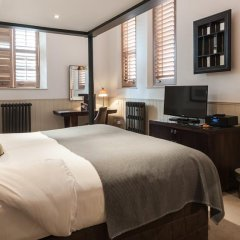 Great John Street Hotel 4* Номер категории Премиум фото 10
