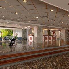 Отель Divani Corfu Palace Hotel Греция, Корфу - отзывы, цены и фото номеров - забронировать отель Divani Corfu Palace Hotel онлайн интерьер отеля