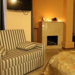 Бутик-отель Корал 4* Стандартный номер с двуспальной кроватью фото 8