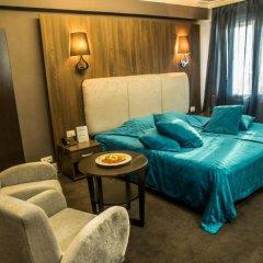 Отель Атлантик 3* Стандартный номер с двуспальной кроватью фото 11