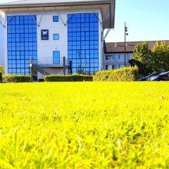 First Hotel Aalborg парковка