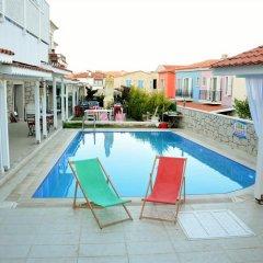 Отель Alacati Eldoris Otel 2* Номер Делюкс фото 10